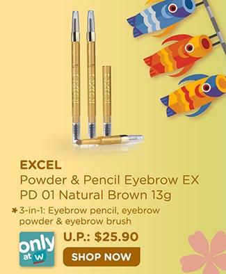 Excel Eyebrow