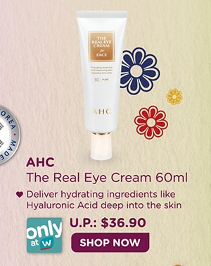 AHC The Real Eye Cream